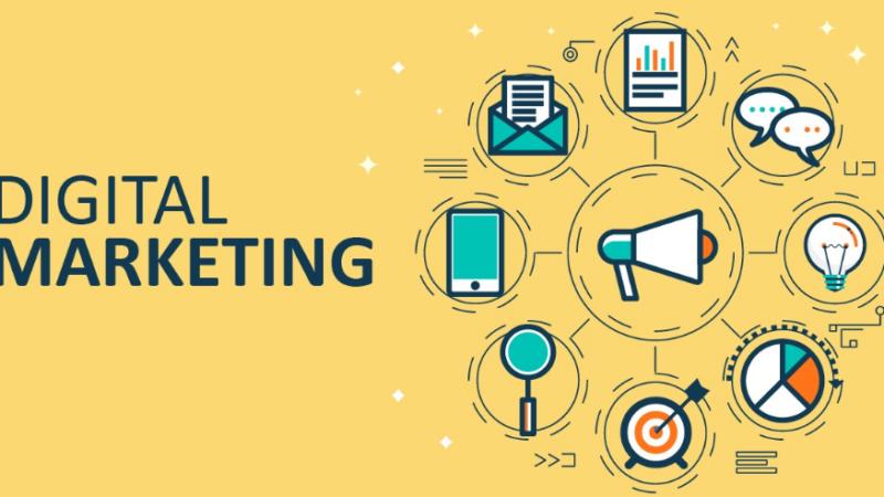 Digital Marketing Definition – Types of Digital Marketing?