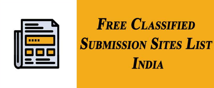 Top Free Classified Submission Sites List 2021 India