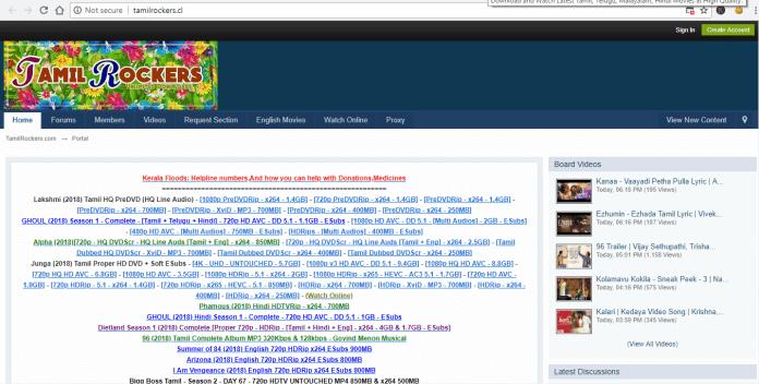 How to Unblock Tamilrockers | Top 20 TamilRockers Proxy Sites in 2021